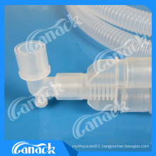 Disposable Anesthesia Breathing Circuit Corrugated Tube