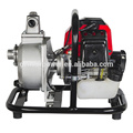 Small gasoline 2 stroke 1inch water pump for home use made in China