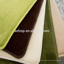 Textilgroßhandelsschaumteppichentwurfswelt