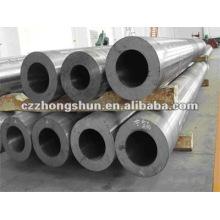 Legiertes Stahlrohr / DIN 1629 ST52 niedriglegiertes nahtloses Rohr
