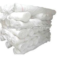 tela de algodón poliéster