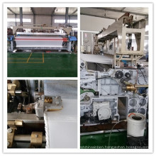 Zw8100 High Speed Water Jet Loom