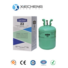 Best Quality for Substitutes Refrigerant air conditioning refrigerating R22 for 13.6kg export to Faroe Islands Supplier