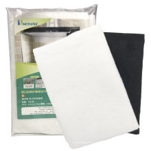 100g 200g 47X57cm Kitchen Filter Pad Activated Charcoal Grease Filters for Cooker Hood