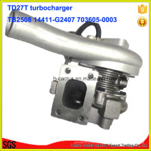 Tb2580 703605-5003s 703605-0001 703605-0002 14411-G2402 14411-G2405 Sobrealimentador Turbocompressor Turbocompressor