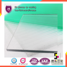 Polycarbonate Sheet Skylight; Lexan PC Material Outdoor Roofing Sheet for Skylight