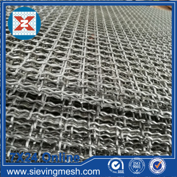 Günstige Crimped Wire Mesh