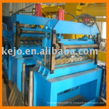 Máquina perfiladora de acero