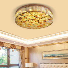 Indoor Decorative Glass Stainless Steel Led Chandelier Light