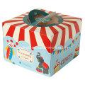 Качественная печать Картонные коробки для кексов