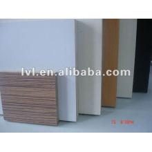 2,0 ~ 5,0 milímetros placa decorativa mdf 1220 * 2440 milímetros