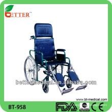 wheelchair/high back reclining wheelchair