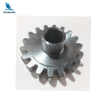CNC Machining Brass Motor Pinion Gear Wheels
