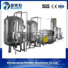 Sistema puro del tratamiento del filtro de agua (sistema purificado del RO)