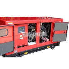 150kVA / 120kw Diesel Silencioso Remolque Generador