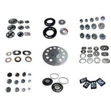 Soem-Qualitätsaluminiumdruckguss-Kopfhörergehäuse mit allen Arten Art