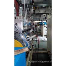 LLDPE 3 Layer Fully Automatic stretch Film Extruder