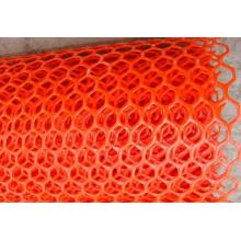 High Density Plast Flat Netting Extruded nät