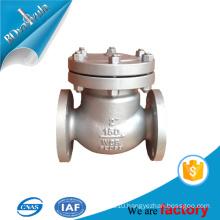 CF8M check valve DN100 DN50 DN600
