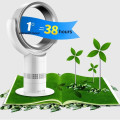 10 inch No leaf bladeless home use , baby fan, safty fan