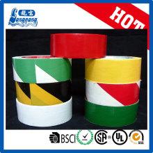 Plancher de PVC Ruban de marquage pour la Construction de la sécurité
