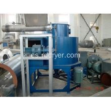 Strontium carbonate spin flash dryer maquinaria