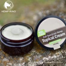 Organic Full spectrum  CBD  cream  for pain relief and improve sleeping