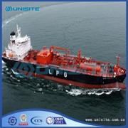 LPG storage vessel design