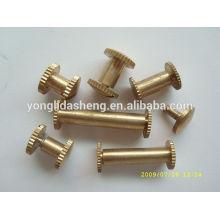 China fabricante tornillo de suministro tornillo de metal personalizado tornillo y tuerca