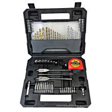 Hot Sale 71PCS Bits Set in Plastic Box Tools Set Hand Tool