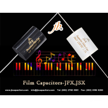 jb Strong Series Axial MKP Capacitors for High end Audio Equipments