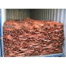 Mill Berry Scrap Copper (99.9%)