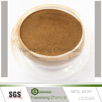 Adjuvant concret Casno. 8061-51-6 Lignosulfonate de sodium