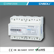 DRM1250s Three Phase Electronic Watt-Hour Meter