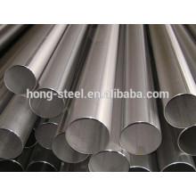 ASTM a321 Edelstahl geschweißten Stahlrohr Grade 304 / 304L Fabrikpreis