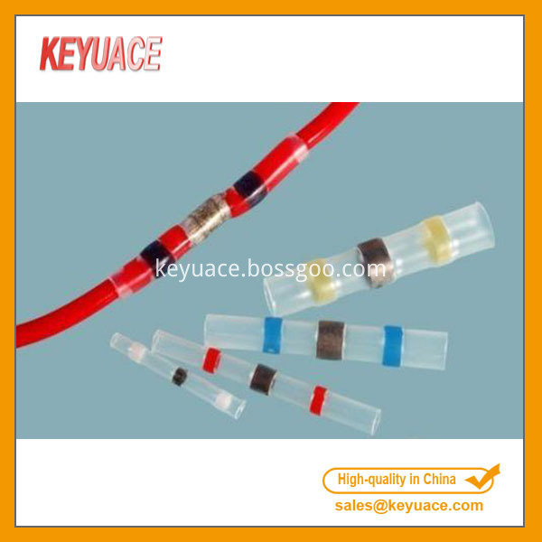 Butt Heat Shrink Wire Connectors Kit