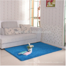 polyester throw microfiber shaggy rug price