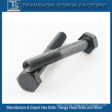 Black Oxide Mild Steel Internal Threaded Bolt