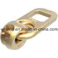 Baumaterial-Fertigbeton-Stahlhebungsring-Kupplung / Auge (32T)