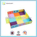multifunctional EVA letters mat/toy for kids or baby
