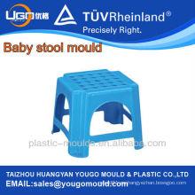 Fabricante plástico del molde del taburete del bebé en China