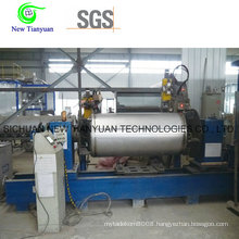 LNG Liquefied Tank Cylinder with 160L Effective Volume