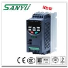 Sanyu Inteligente 0,4-400kw, 400V Três Fases de Entrada e Saída do Inversor de Energia