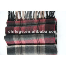 cachecol / lenços de lã verificados