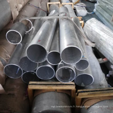 Tube en aluminium usagé 5083