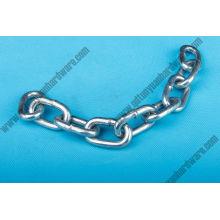 Rigging cadena de enlace corto galvanizado