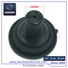 139QMA GY6 50 60 80 Keihin 16MM Carburettor Diaphragm (P/N:ST04011-0001) Top Quality