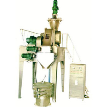 Powder double drum compactor