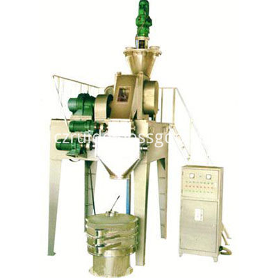 Chemical / powder / mineral recycling granulator