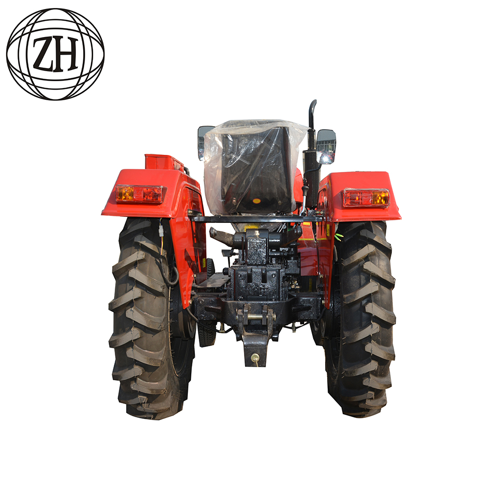 25hp Four Wheel Diesel Engine Mini Farm Tractors